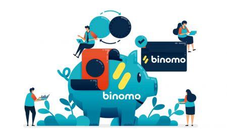 Binomo'da Nasıl Para Yatırılır