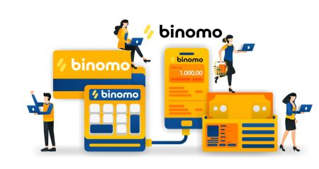 Binomo'da Nasıl Para Çekilir ve Para Yatırılır